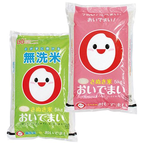 香川のお米