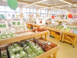 旬の野菜や果物